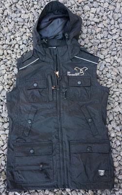 GB-schwarz: Größe Herren S-XL und Damen 34-44 - 80 Euro, 2XL-3XL und 46-50 - 90 Euro Größer 115 Euro Brust und Rückenstick