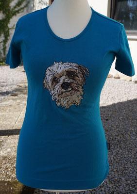 Motiv: 07320 Havaneser T-Shirt Preis je nach Shirtqualität ca. 25- 30 Euro