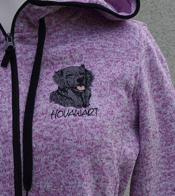 Dessin-Nr. 07513 Hovikopf Schwarz - Größe 8 x 10 cm