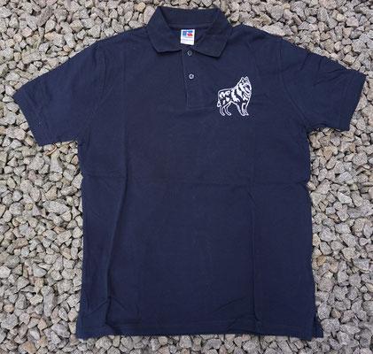 23- Poloshirt mit Stickmotiv 02795 - Preis ca 25 Euro