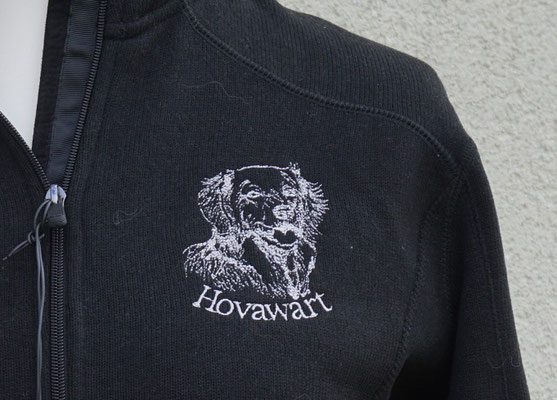 Dessin-Nr. 07513 Hovikopf Kontur - Größe 8 x 10 cm