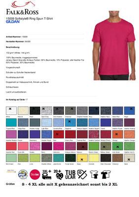 T-Shirt Gildan 13109 Herren