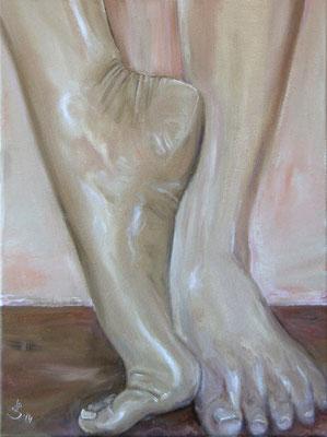 Füße (Freihand)