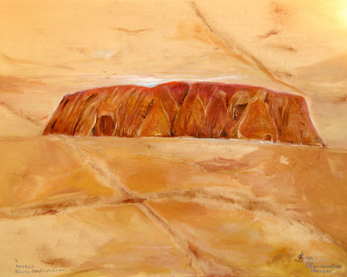 Ayers Rock ULURU (unfinished)