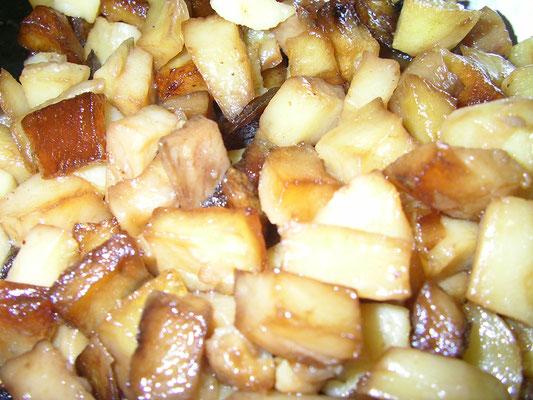 Astrologie Bordeaux - Les pommes de terre sarladaises