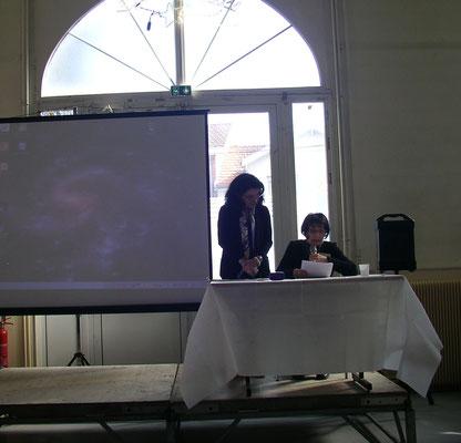 Astrologie Bordeaux - Lucia Bellizia et Danièle Jay