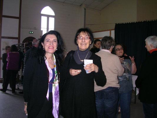 Astrologie Bordeaux - Lucia Bellizia et Danièle Jay, les sœurs Ptolemeo