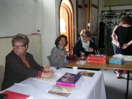 Astrologie Bordeaux - Martine Barbault et Sylvie