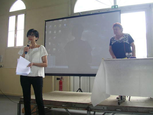 Astrologie Bordeaux - Martine Belfort présente Anne-Marie Grandgeorge