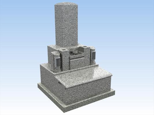 オリジナルセット墓(和墓A) 平均価格 759,000円(税込み)