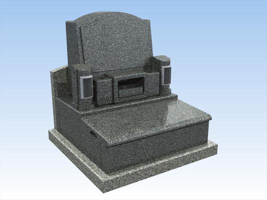 オリジナルセット墓(洋墓A) 平均価格 660,000円(税込み)
