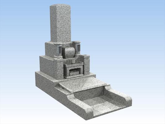 オリジナルセット墓(和墓C) 平均価格 972.000円(税込み)