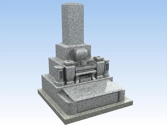 オリジナルセット墓(和墓B) 平均価格 880,000円(税込み)