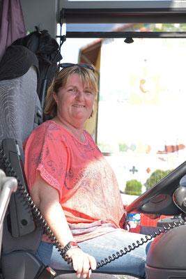 Dominique, la Conductrice d'autobus