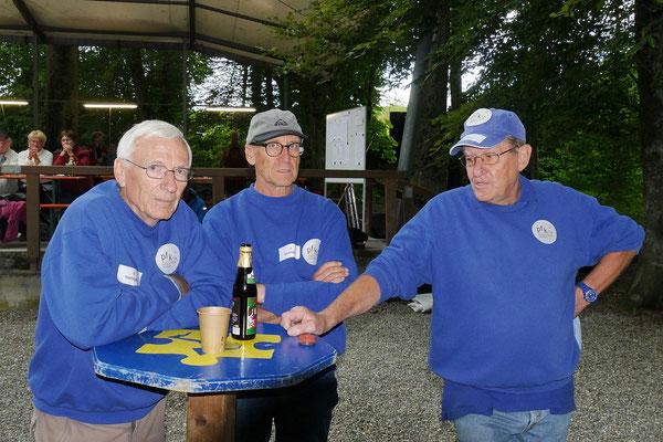 Die  Iiseklöpfer aus Killwangen bei Spreitenbach