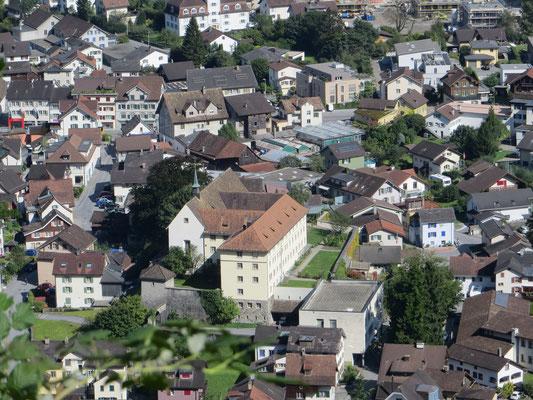 Franziskanerkloster Näfels GL