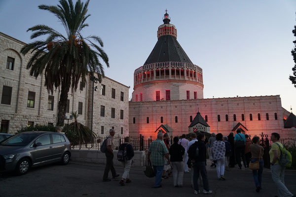 Nazareth am Abend
