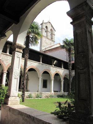 Franziskanerkloster in Pula (Foto von photos.wikimapia.org)