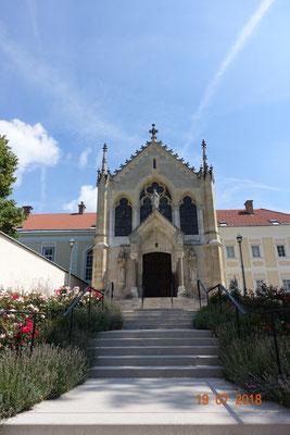 Jagdschloss des Kronprinzen Rudolf von Habsburg