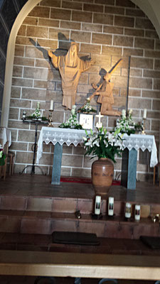 Nach zwei Maria-Erscheinungen im Sommer 1580 wurde in Ziteil eine bescheidene Kapelle gebaut. Das Gotteshaus wurde 1849 umgebaut. 1959 erfolgte ein Neubau. In einem an die Wallfahrtskapelle angebauten Pilgerhaus steht Raum für 150 Pilger zur Verfügung.