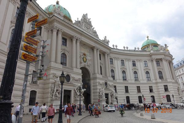 In Wien...