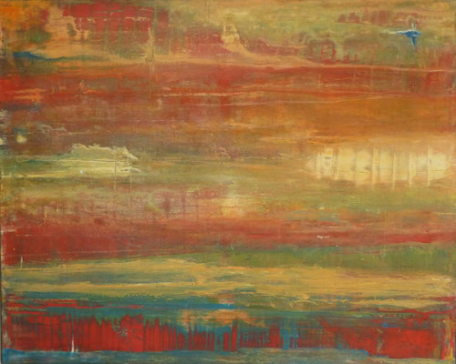 Nr. 292 Ungezähmt ,Acryl auf Leinwand, 100 x 80 cm, 220 €
