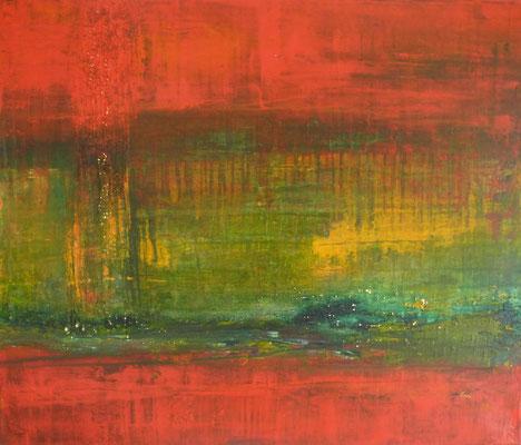 Nr. 293 Utopia, Acryl auf Leinwand, 100 x 80 cm, 145 €