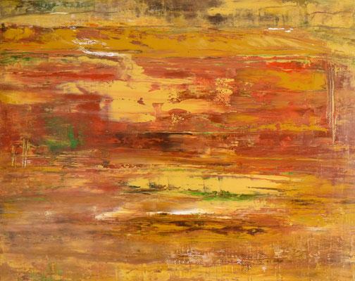 Nr. 254 Afrika, Acryl auf Leinwand, 80 x 100 cm, 220 €