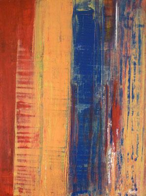 Nr. 282 Caché, Acryl auf Leinwand, 80 x 60 cm, 145 €