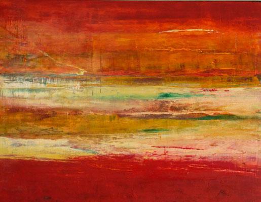 Nr. 276 Dämmerung, Acryl auf Leinwand, 60 x 75 cm, 125 €