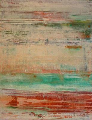 Nr. 278 Tundra, Acryl auf Leinwand, 90 x 70 cm, 180 €