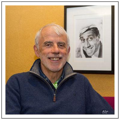 Jean-Marie Tixier Président du cinéma Jean Eustache