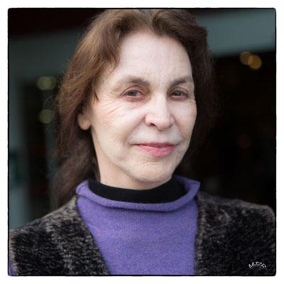 Marie Pérennou co- réalisatrice Microcosmos