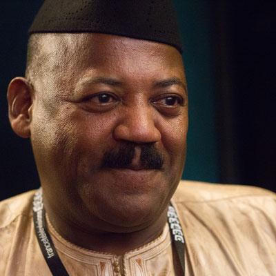 Haidara Abdel Kader Directeur ONG Les manuscrits de Tombouctou