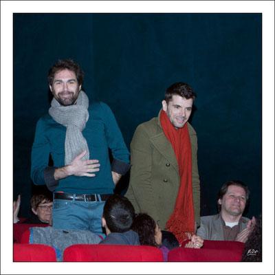 Benoît Philippon et Alexandre Heboyan Réalisateurs Mune, le gardien de la lune