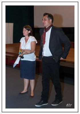 Jean Regnaud et Anne Claire Gascoin