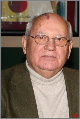 Gorbatchev Pauillac Octobre 2007