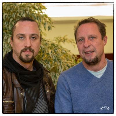 Stan et Edouard Zambeaux Réalisateurs
