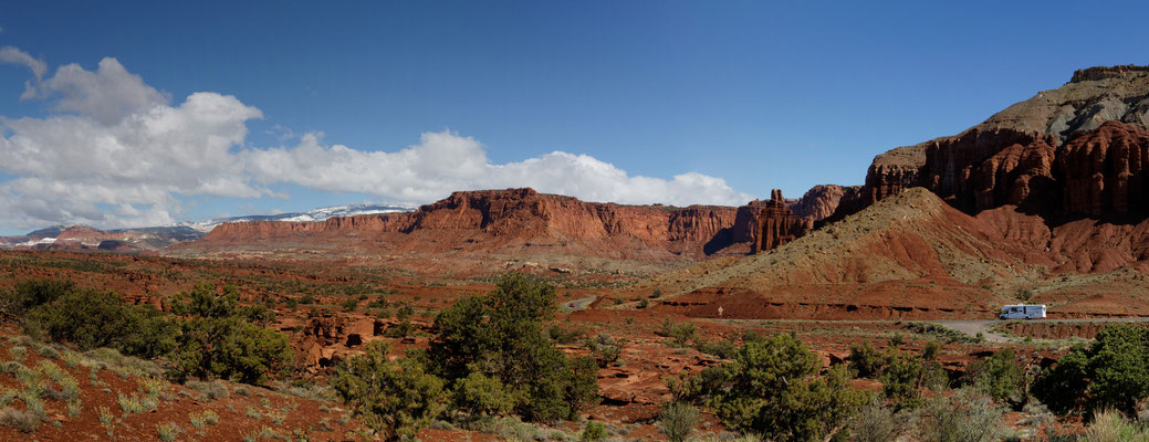 Capitol Reef National Park (Südwesten der USA)
