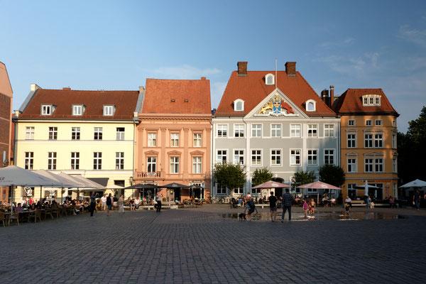 Altstadt von Stralsund,