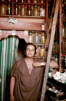 Marrakesch, der Apotheker
