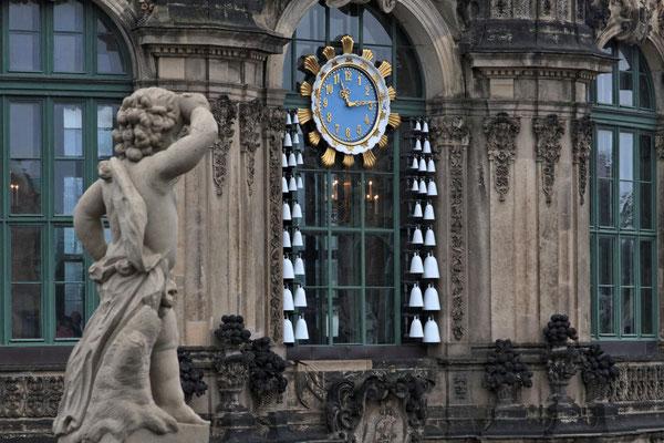 Porzellanglockenspiel am Dresdener Zwinger