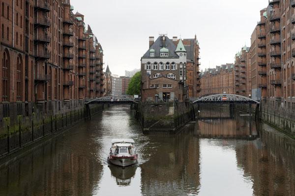 Speicherstadt Hamburg, Wasserschlösschen