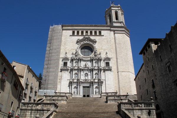 Die Kathedrale von Girona