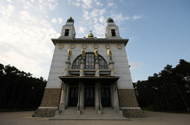Jugendstil-Kirche am Steinhof