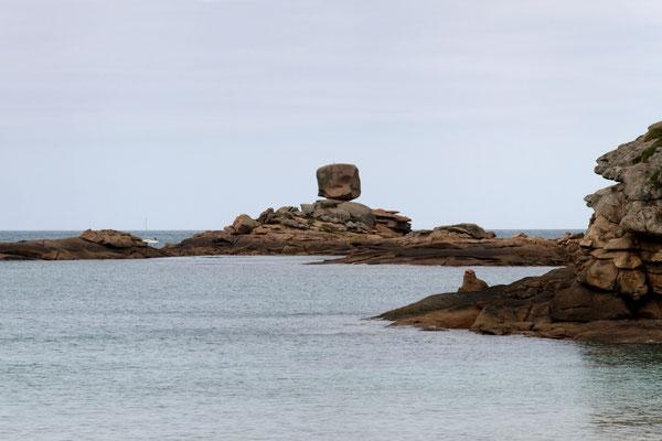 Küste bei Trégastel-Plage