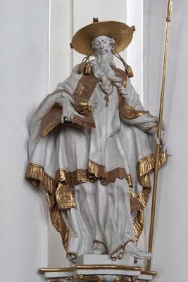 Heiliger Hieronymus in der Wieskirche