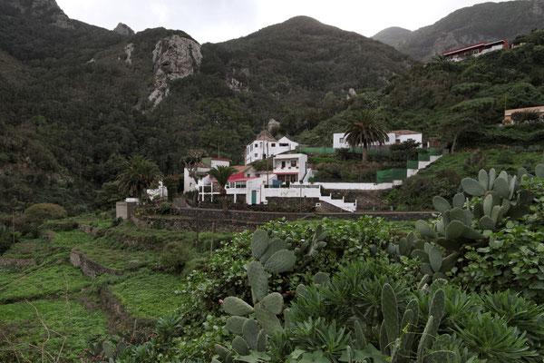 Chamorga im Anaga-Gebirge