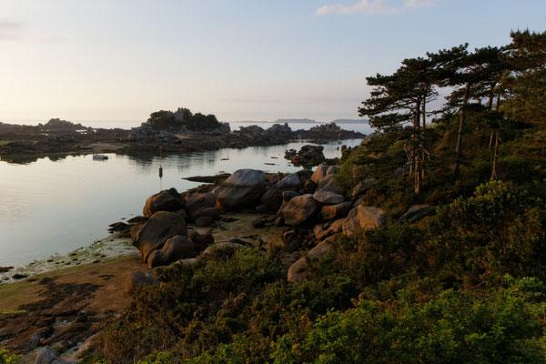 Küste bei Ploumanac´h