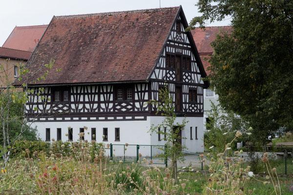 Altes Fachwerkhaus in Bad Wurzach